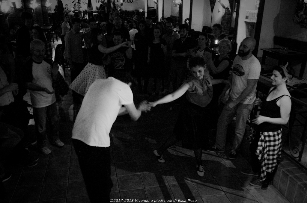 ballerini pista bianconero