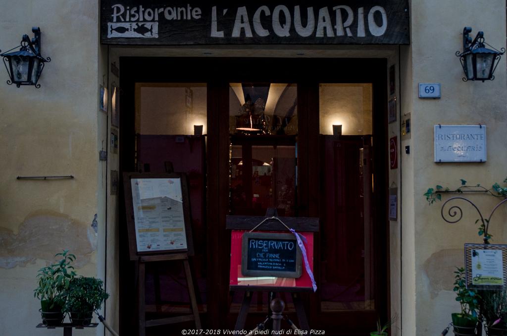 castiglione ristorante acquario ingresso