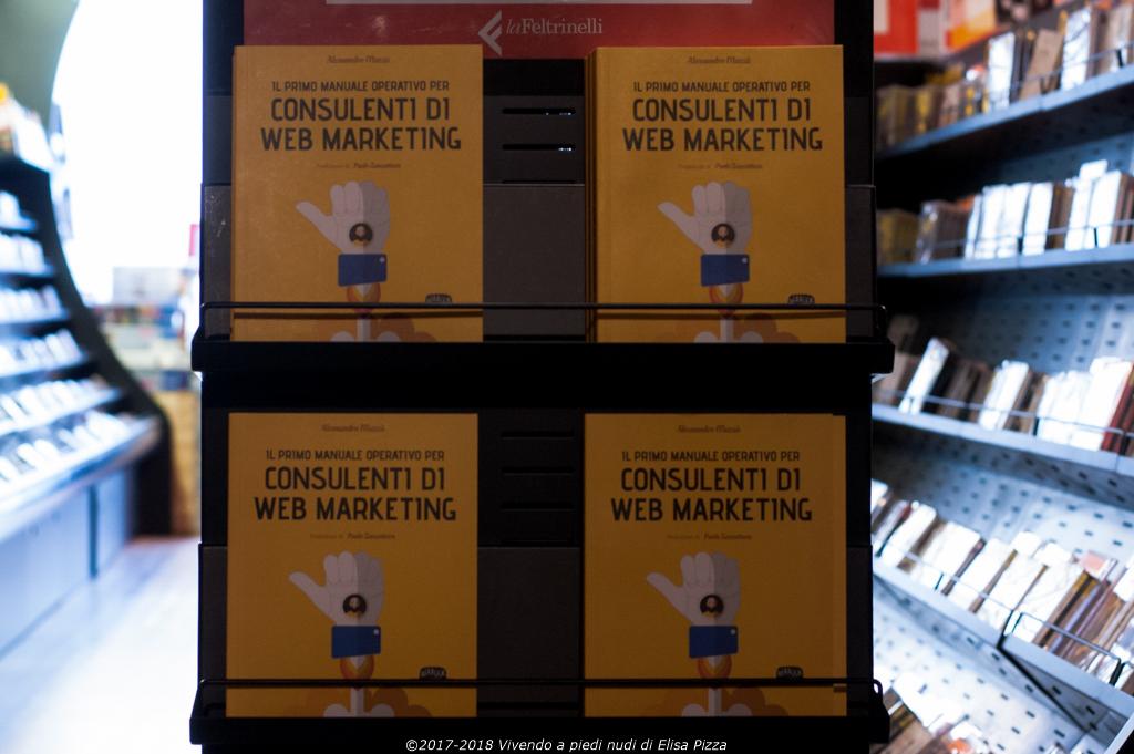 libro manuale consulenti web marketing giallo