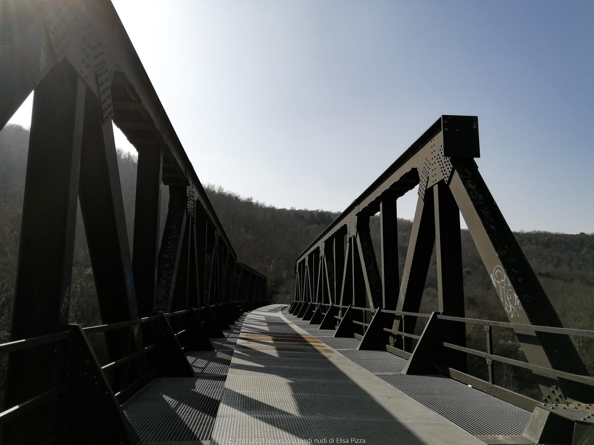 ponte ferrovia luni sul mignone