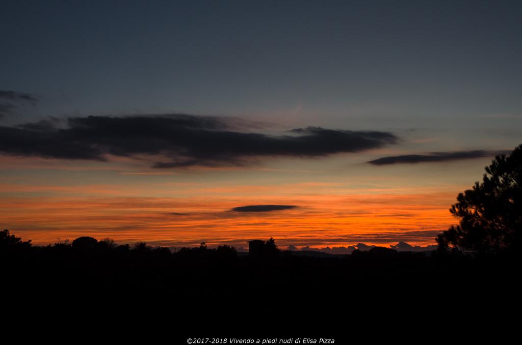 vetralla instameet vallata tramonto